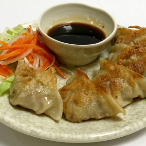 Pork Dumplings (Fried or Steamed)