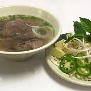 Pho Gau (Beef Brisket)