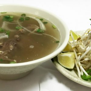 Pho Nam (Beef Flank)
