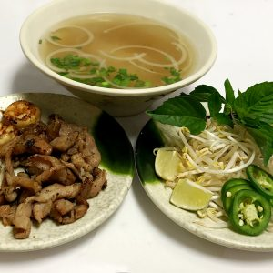 Pho Palace (Shrimps and Pork Slices)